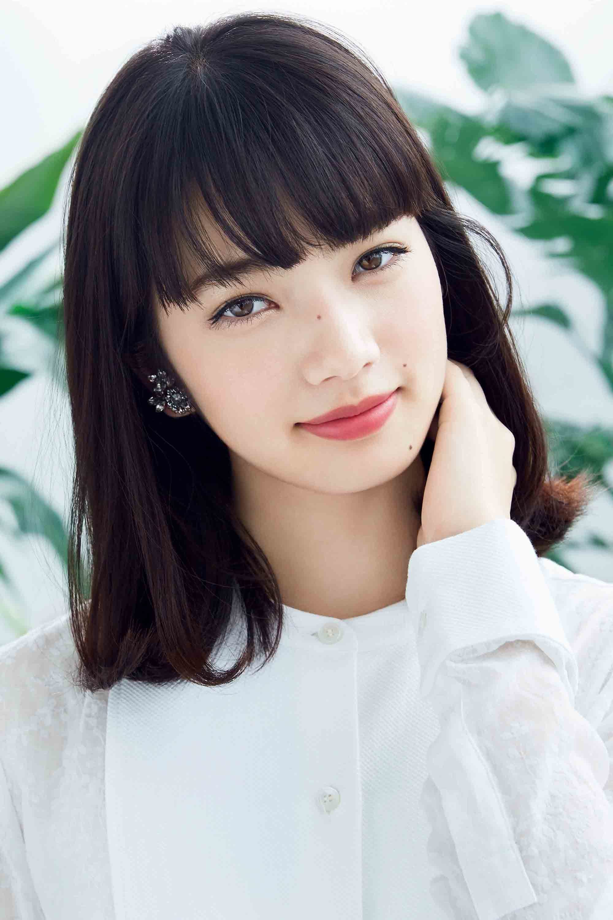 Beautiful japanese actress