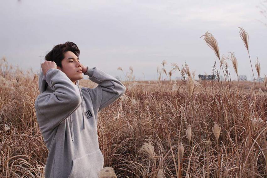 Imagini pentru seongwoo wanna one 2018