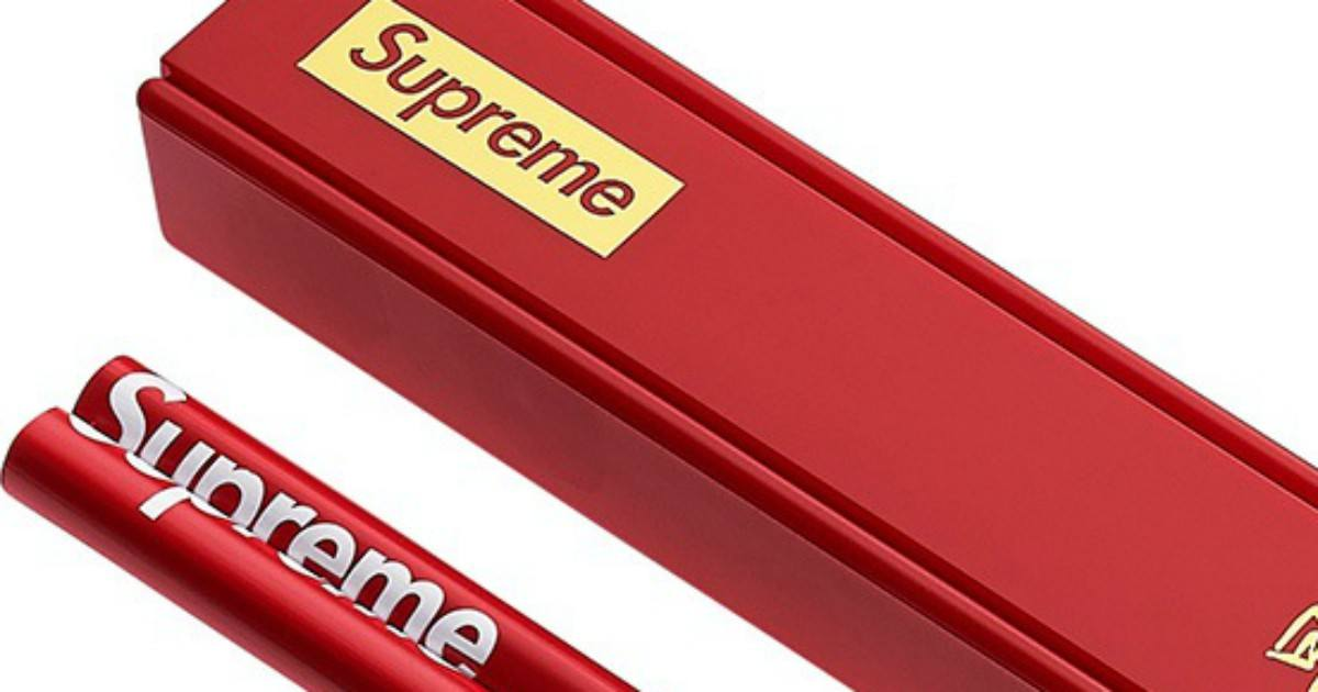 Streetwear Brand Supreme Features Chopsticks For Their New