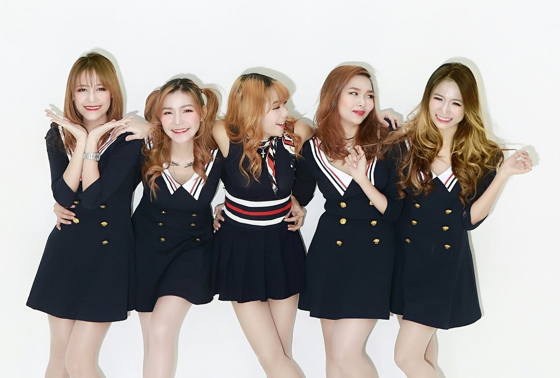 Meet TEM5IVE, The First Ever Fully Filipina K-Pop Group - Koreaboo