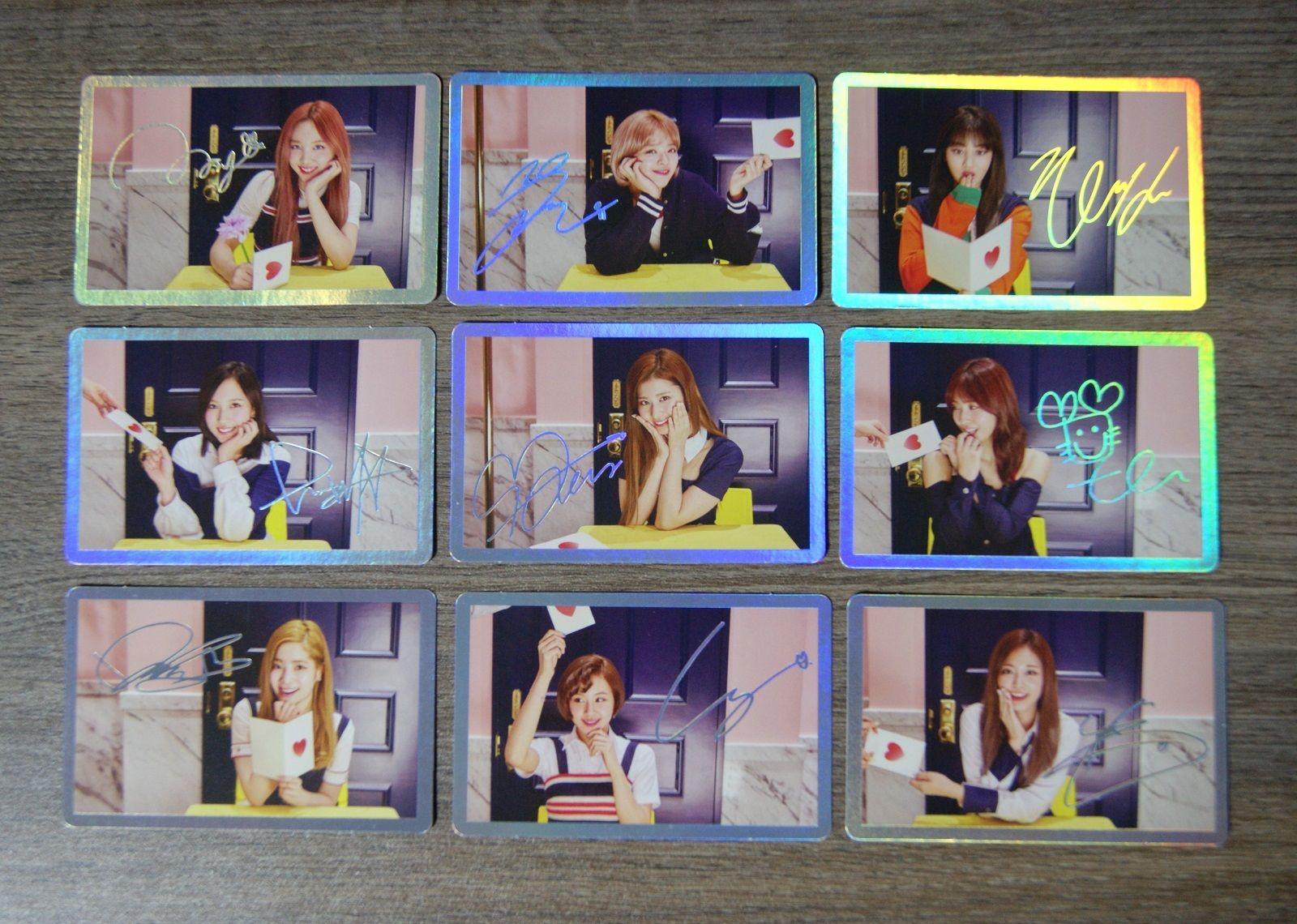 twice signal photocard 4