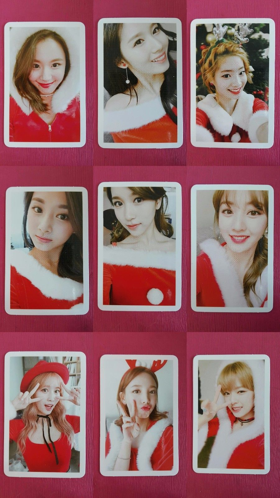 11 TWICE SKOOLOOKS Mina Type-B Photo Card Official K-POP