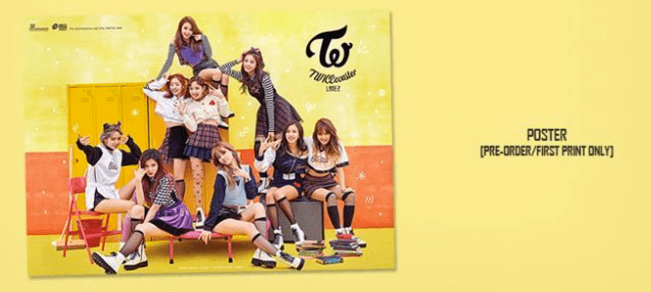 How Much It Costs To Collect Every Single Official TWICE