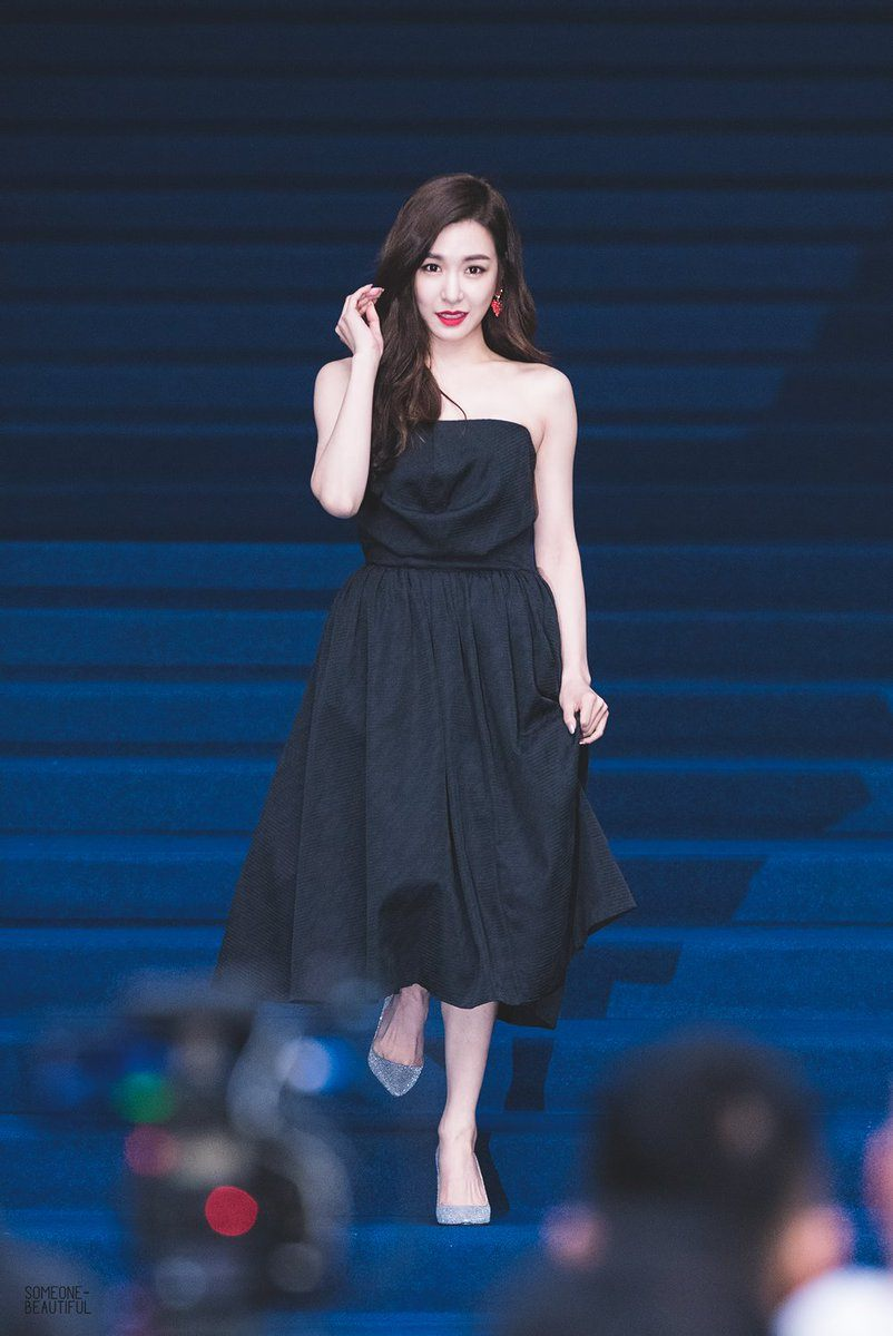 10 Beautiful Photos Of Tiffany S Sexy Dress That Will