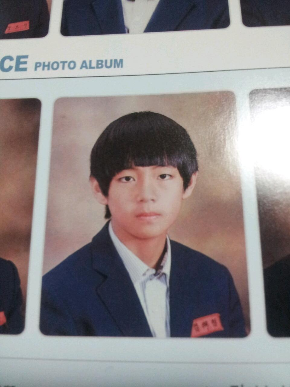 Pre-Debut Pictures Of Bts V Show How Much Hes Changed - Koreaboo-3887