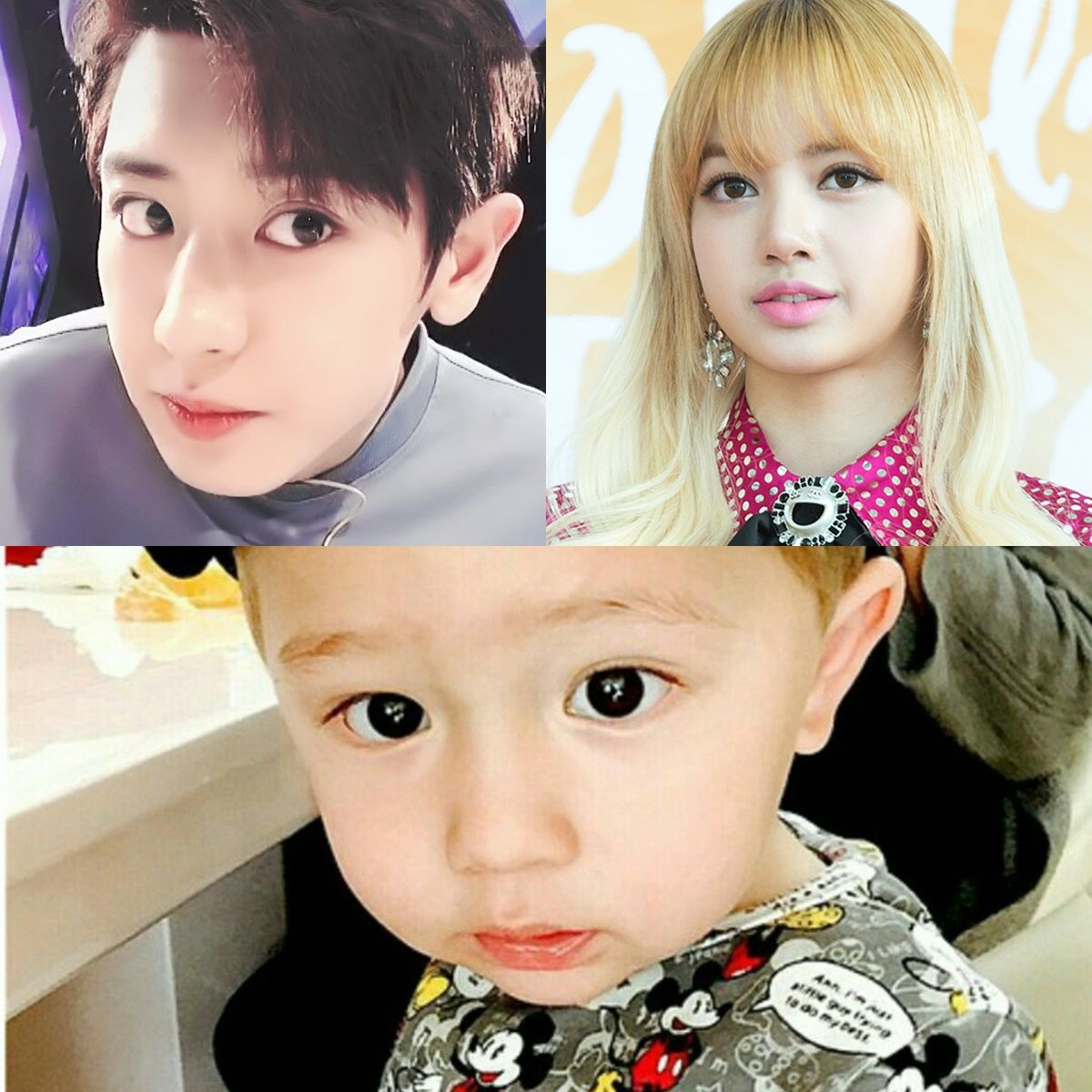 If These 10 Idol Couples Had Babies Here S What They D Look Like