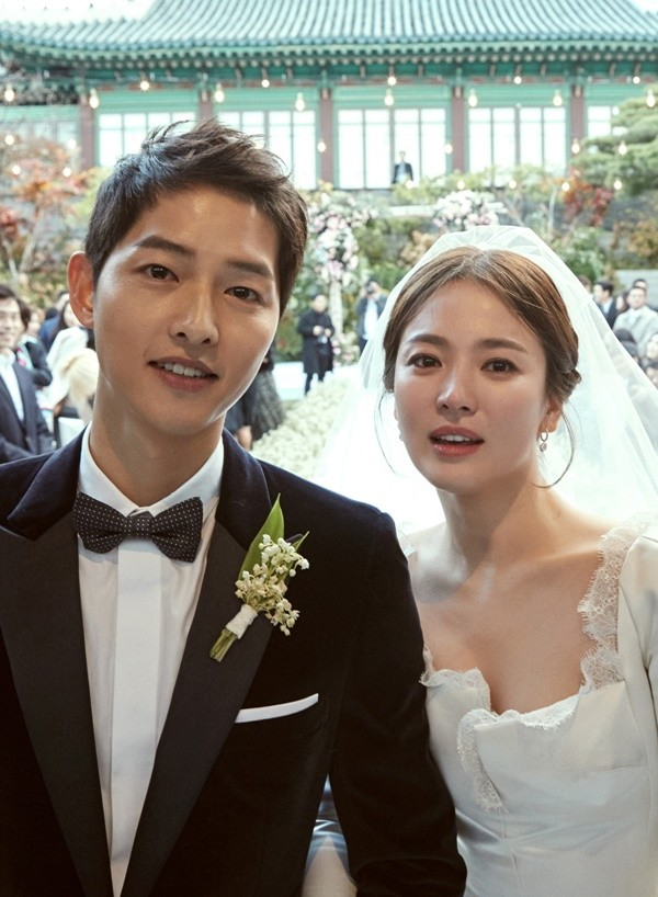 Here S Everything That Hened At Song Joong Ki And Hye