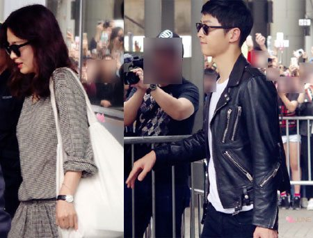 Lastly Song Joong Ki And Hye Kyo Have Decided To Go Europe For Their Honeymoon According Insider Leaks