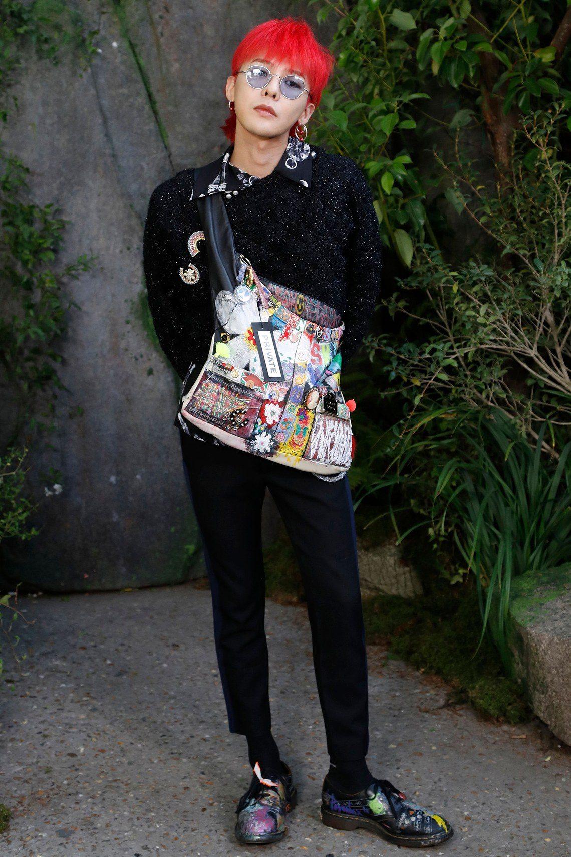 Vogue Praises G-Dragon For Wearing Women's Clothing and ...  Vogue Praises G...