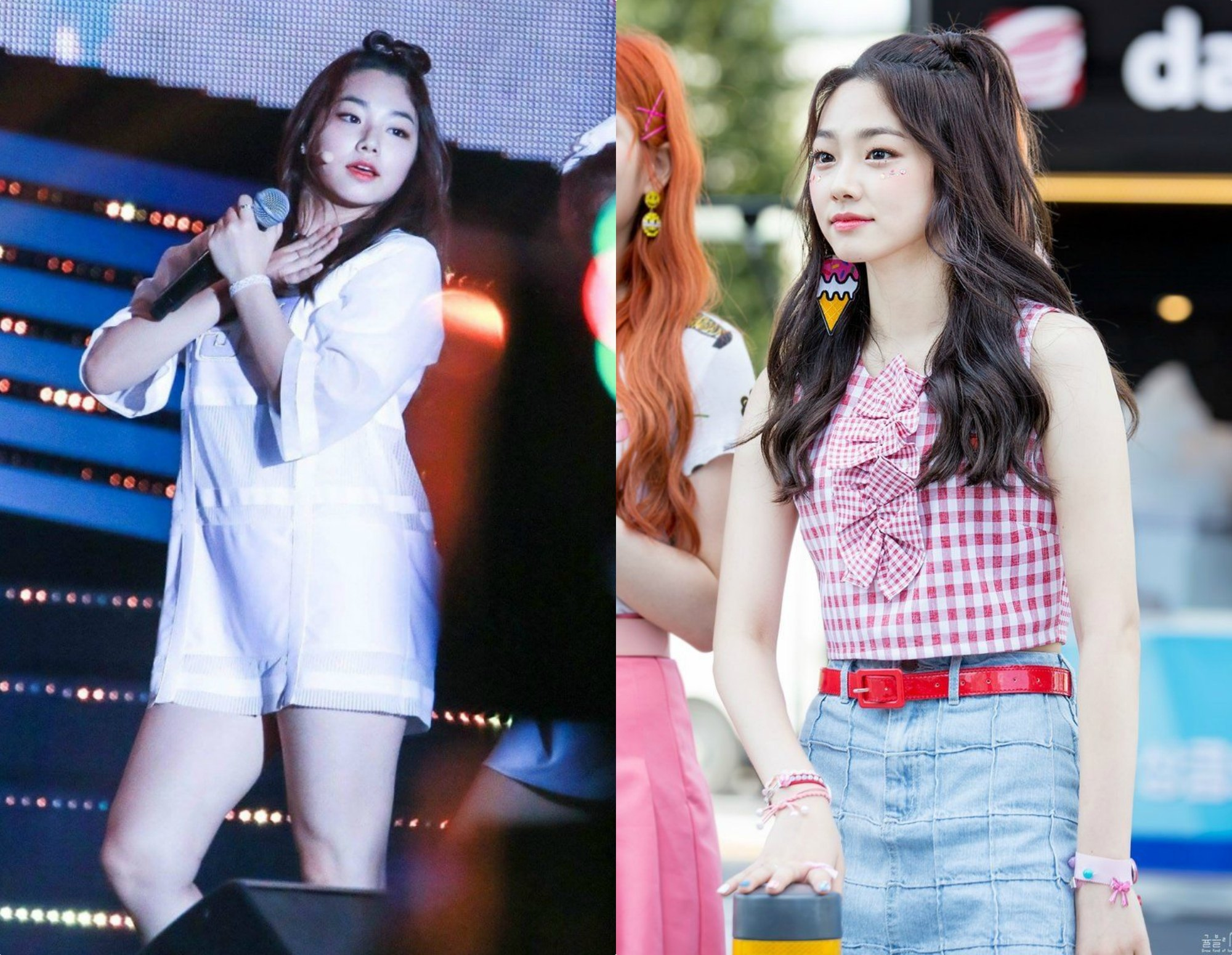 11 idols who went through extreme weight loss - Koreaboo