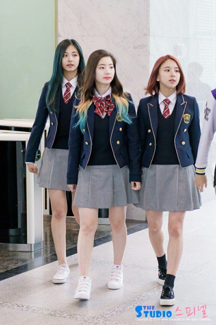 These school uniforms became famous thanks to the idols ...