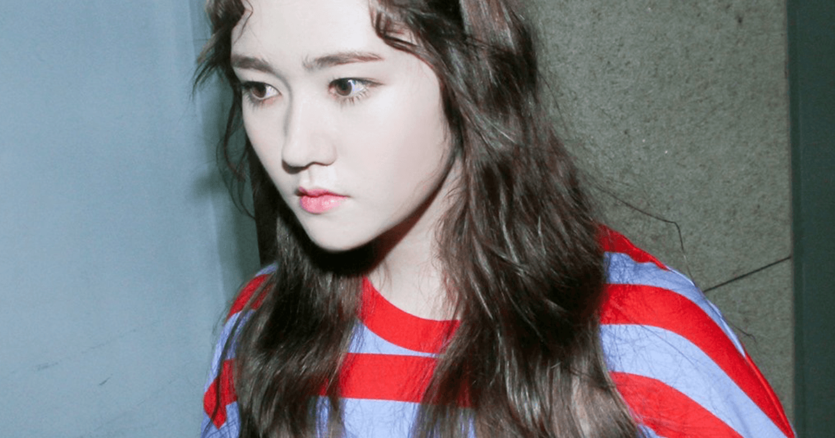 pristin kyla temporarily leaving group staying in us due to poor