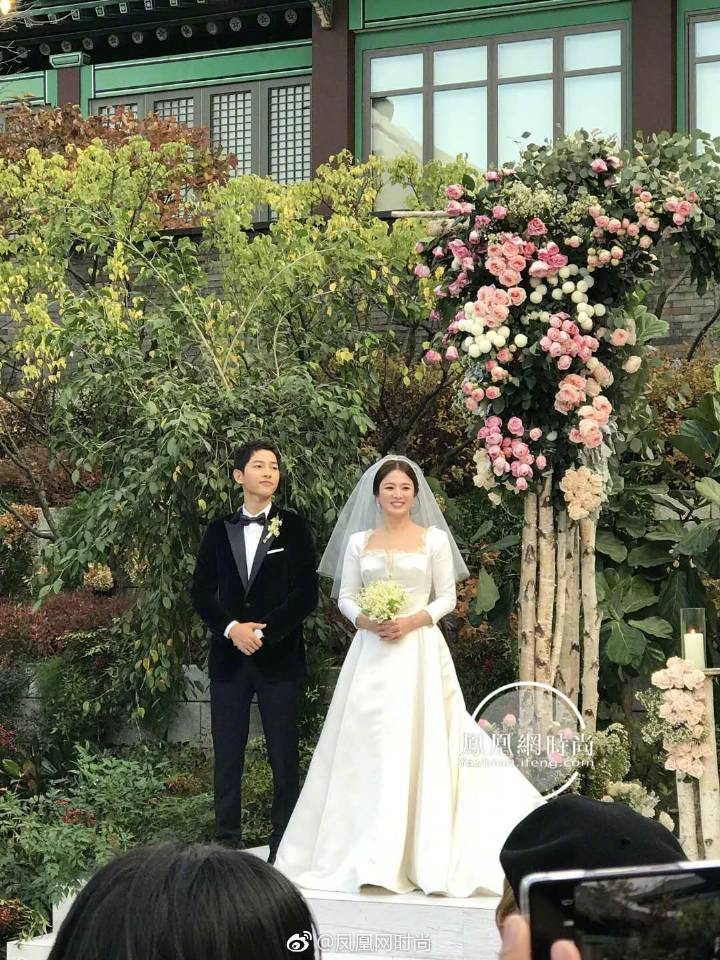 Song About Wedding.Breaking Song Joong Ki And Song Hye Kyo Are Officially A Married