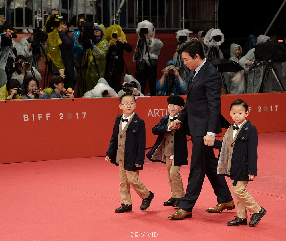 The Song Triplets Make Their First Public Appearance In