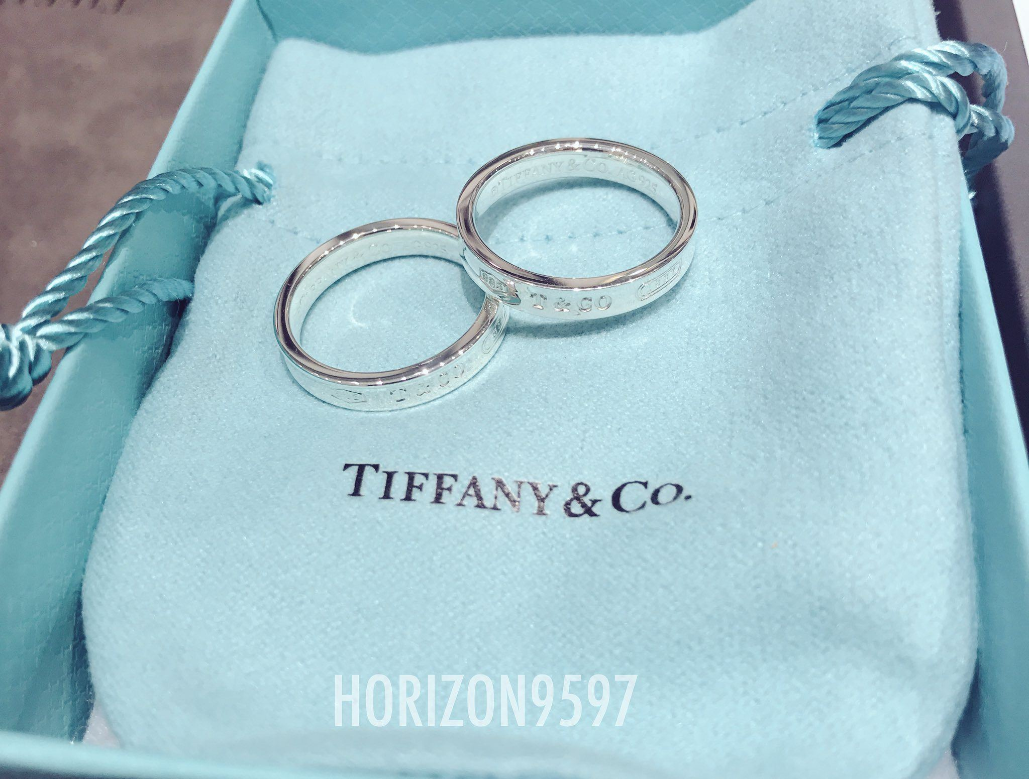 Couple Rings Set Korea