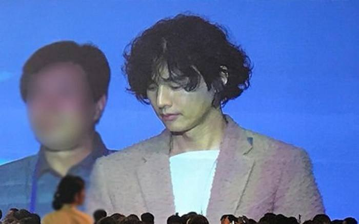 everyone can u2019t believe how won bin looks after 4 years hiding from the public