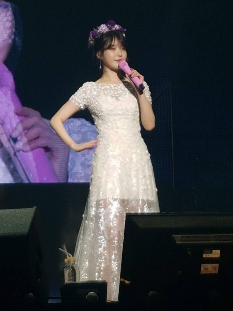 Iu S Personal Fashion Taste Is Different From All Other