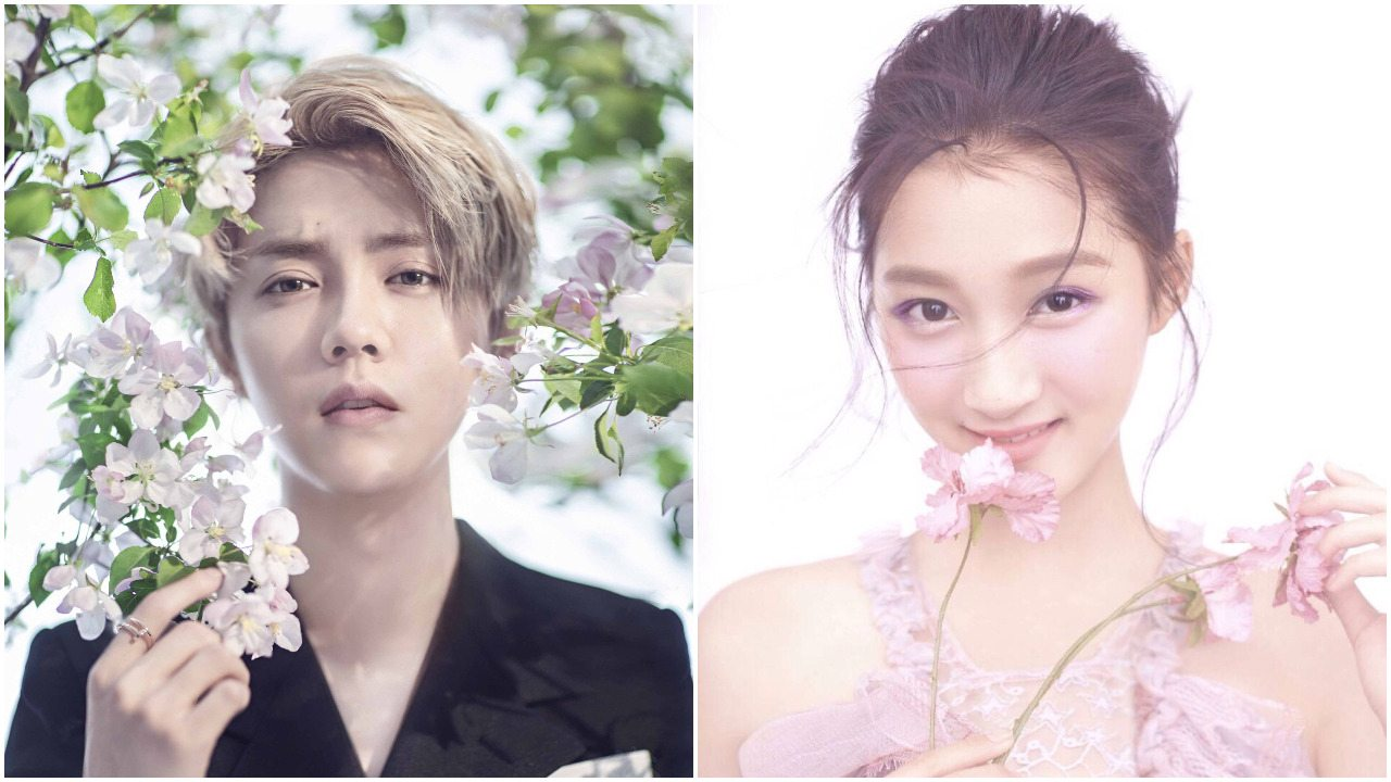 luhan dating chinese model This monday marks the first day of the chinese new year, with millions and luhan - smashed guinness world records titles on weibo™ the date is chosen because the number 1 represents an individual that is alone.