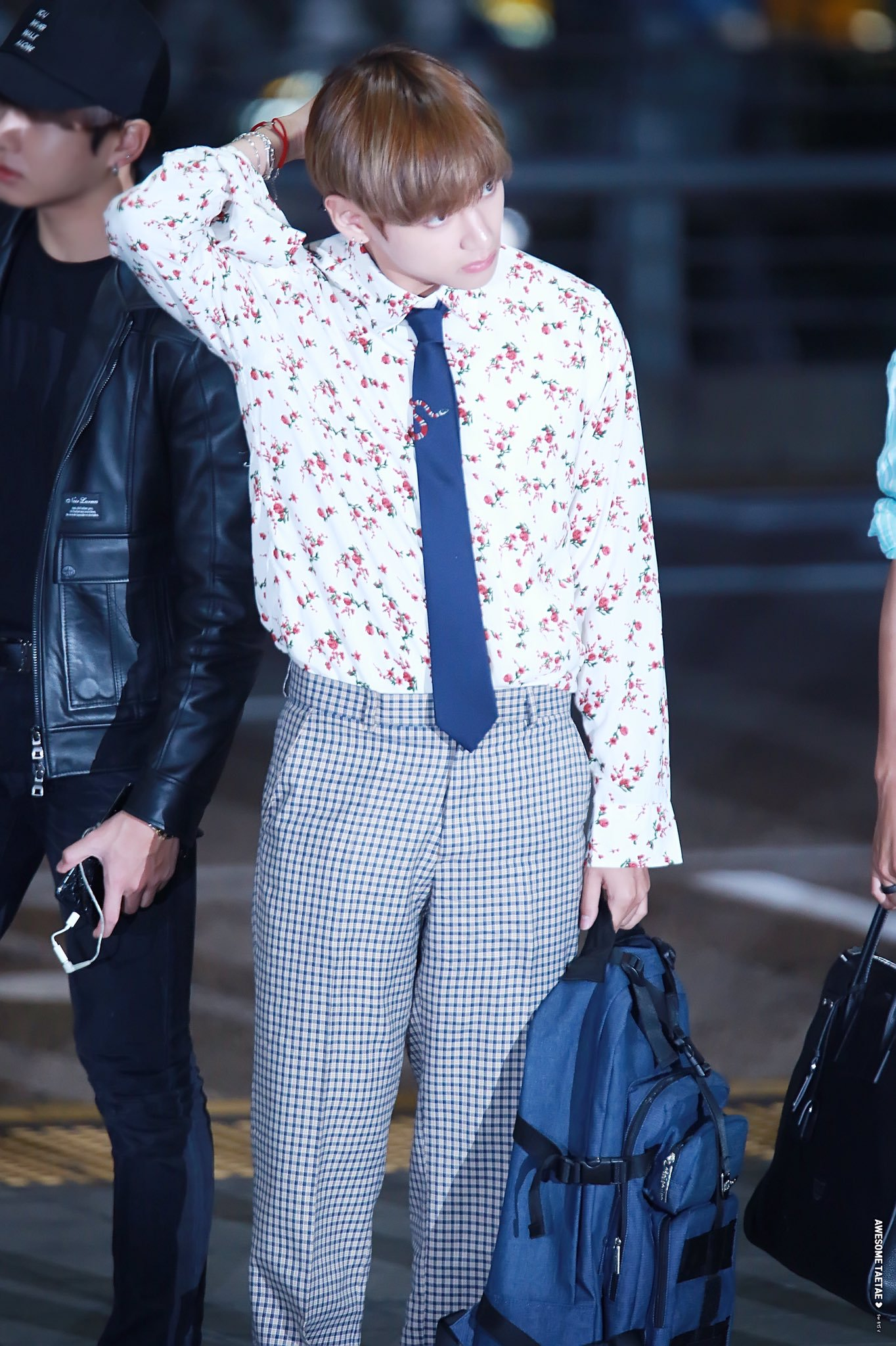 10 Most Eye-Popping Gucci Outfits BTS V Was Spotted In