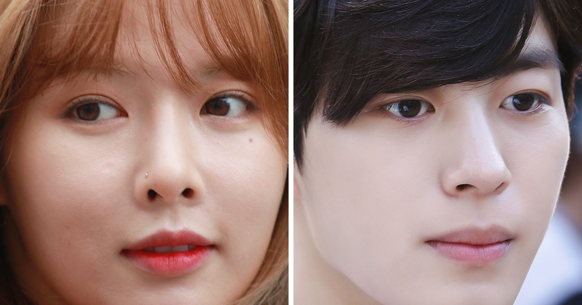 20 Unedited Hd Photos Show What Idols Really Look Like Without Makeup