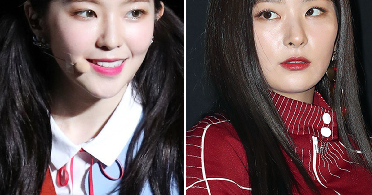 Seulgi And Irene Both Cut Their Bangs Short And Fans Can