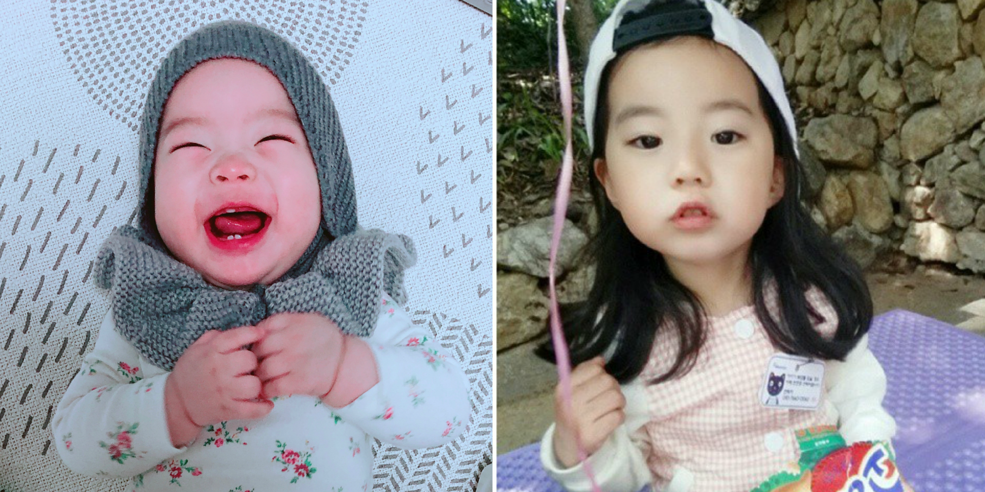 20 Of The Cutest Korean Babies On Instagram