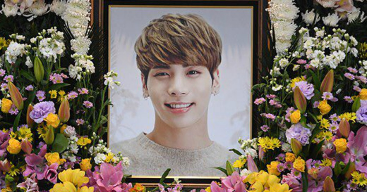 sm entertainment holding public memorial for fans to pay their last respects to jonghyun