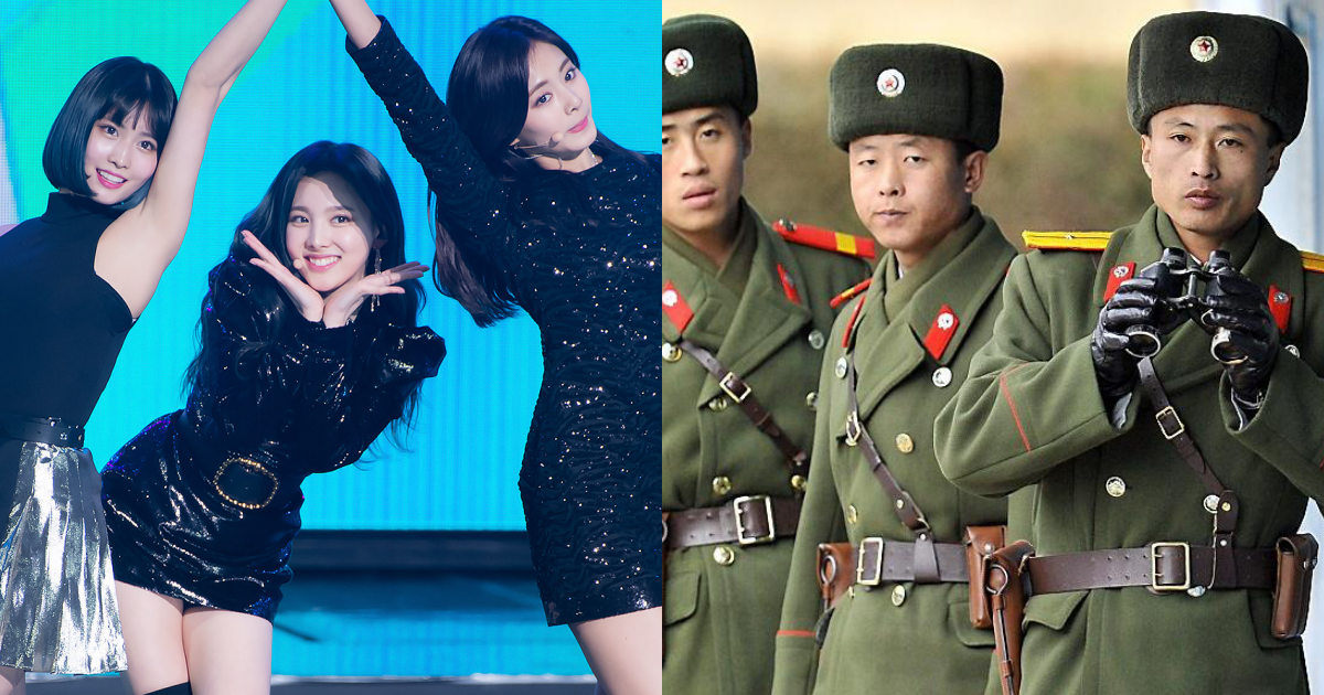 K Pop Is Illegal In North Korea But Now It Was Allowed To Be Played In Public For The First Time