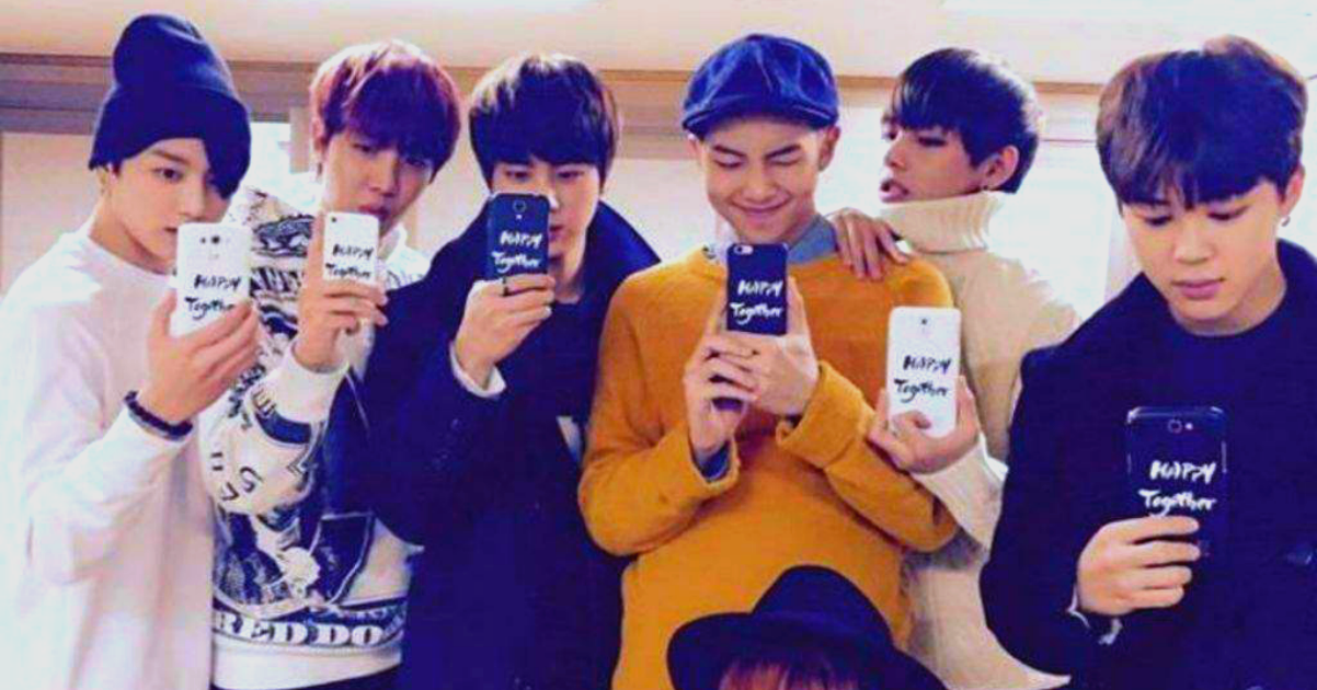 Here S Which Phones Your Favorite K Pop Idols Are Using