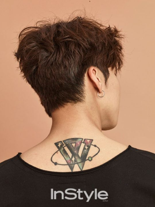19 hidden tattoos idols dont usually reveal